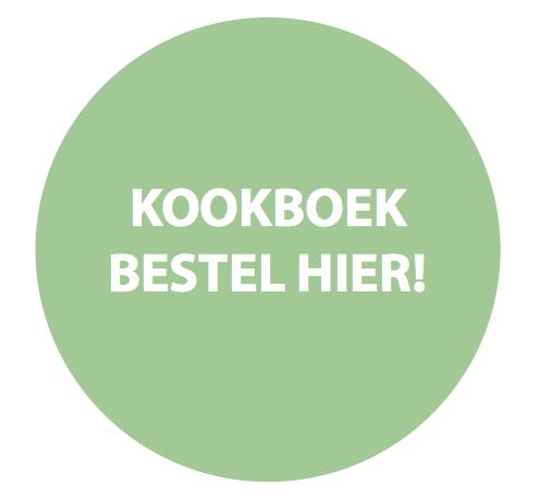Bestel Kookboek Gezonde Dutchies