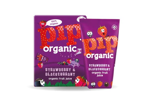 Kids Carton Strawberry & Blackcurrant