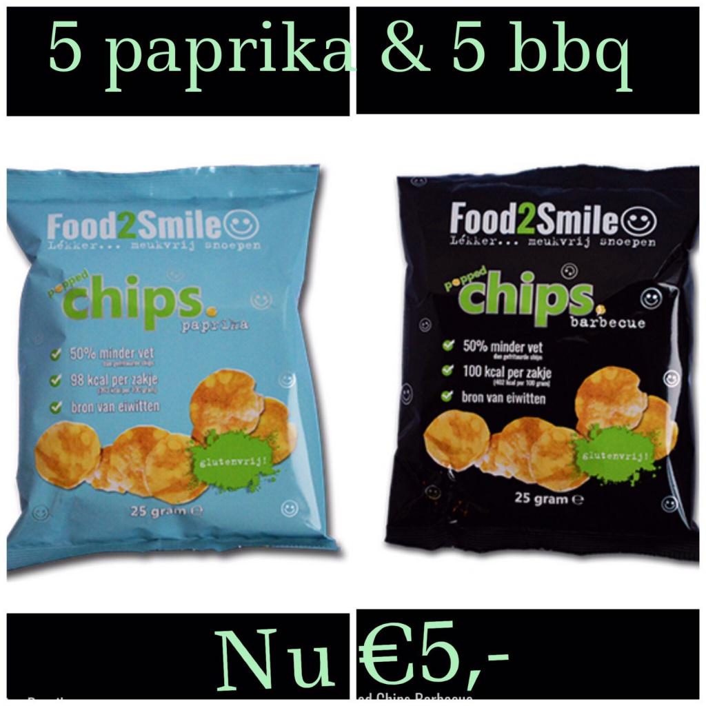 chips soja