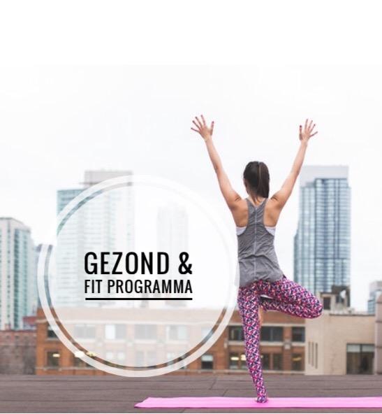 yoga gezond leven