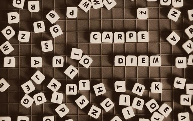Carpe Diem – Lief Leven