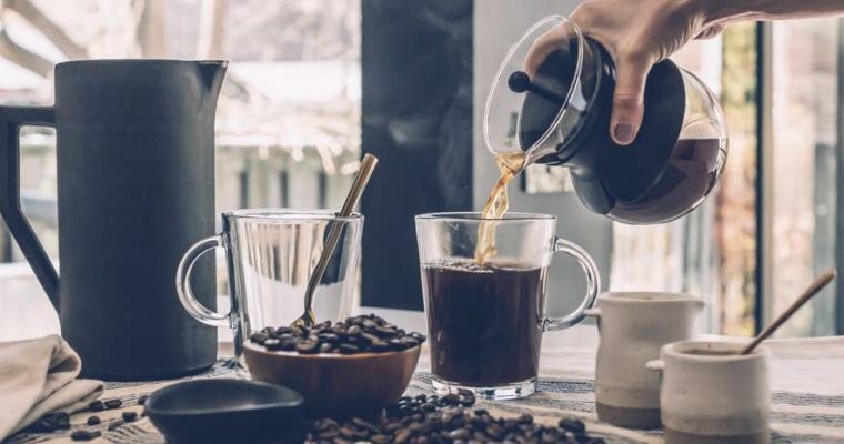 Geen dag zonder koffie!