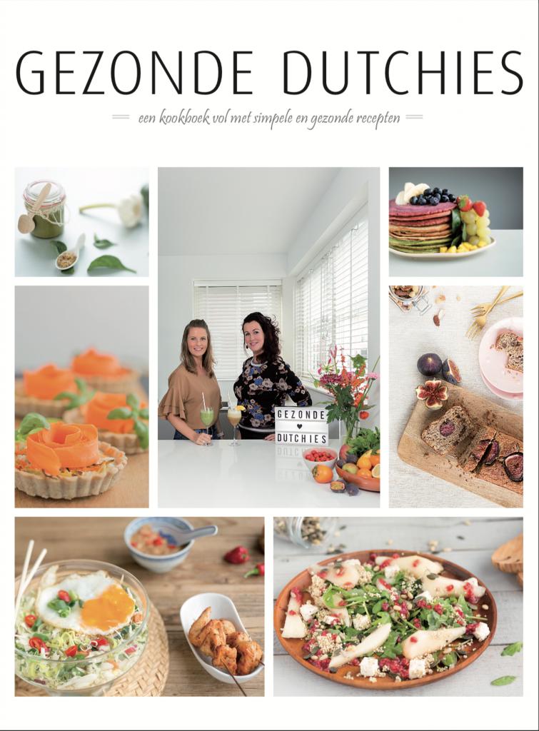 Kookboek Gezonde Dutchies Cover