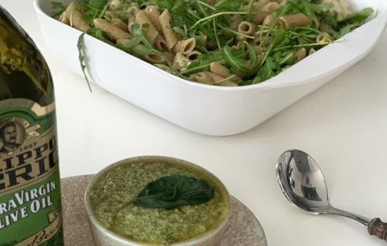 Recept Pasta Pesto