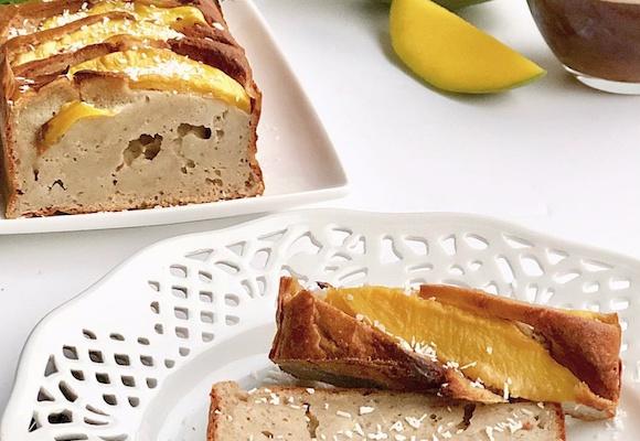 Recept Banaanbrood met Mango