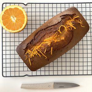Sinaasappel cake 1
