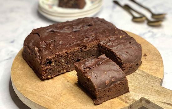Choco Speculaascake