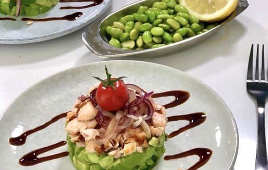 Avocado Zalmtaartje