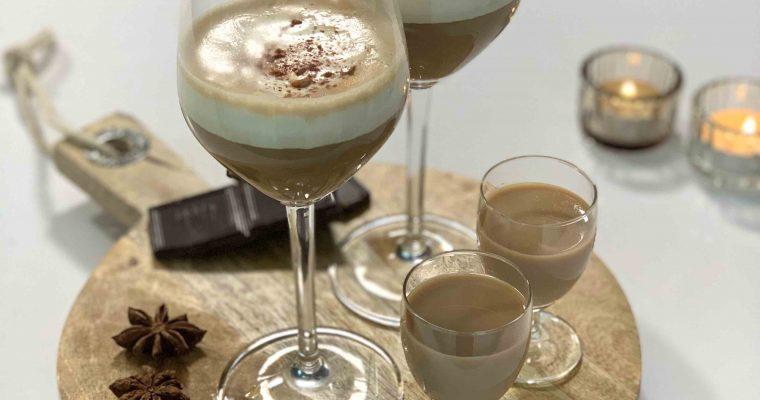 Koffiedessert