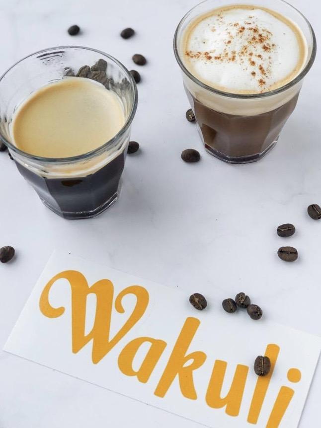 koffie en cappuccino