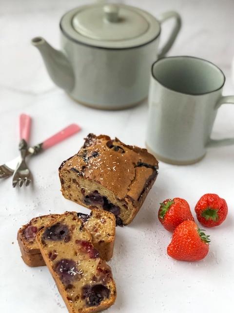 Rood Fruit cake