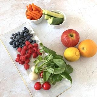 Kinderen en gezond eten